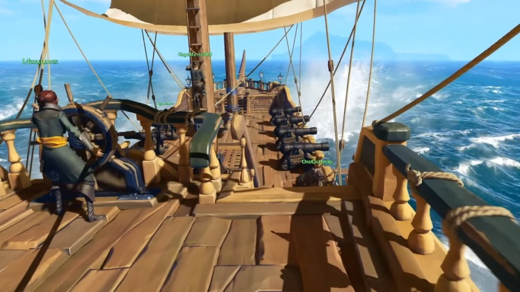 SOT Trailer Screenshot